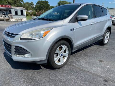 2014 Ford Escape for sale at Modern Automotive in Boiling Springs SC