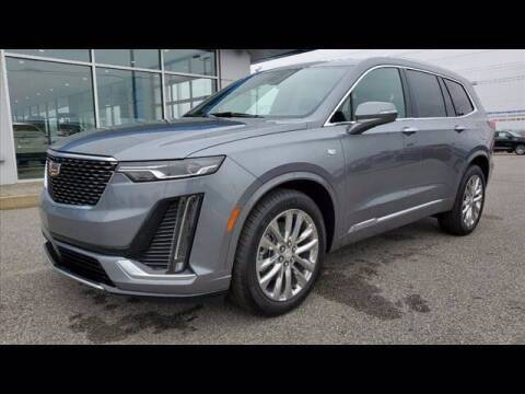 2021 Cadillac XT6 for sale at Herman Jenkins Used Cars in Union City TN
