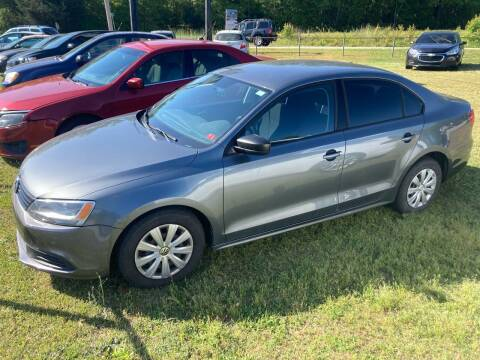 2012 Volkswagen Jetta for sale at UpCountry Motors in Taylors SC