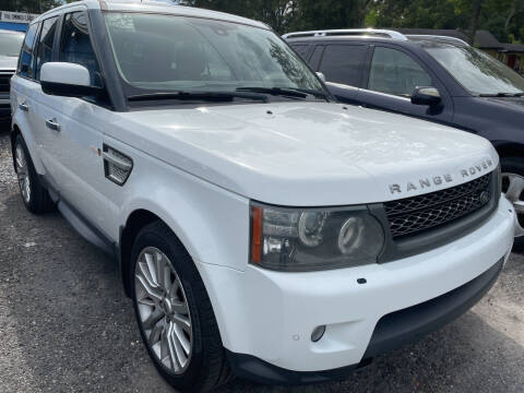 2011 Land Rover Range Rover Sport for sale at The Peoples Car Company in Jacksonville FL