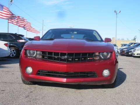 2013 Chevrolet Camaro for sale at T & D Motor Company in Bethany OK