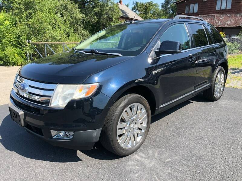 2008 Ford Edge for sale at JB Auto Sales in Schenectady NY