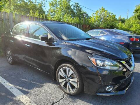 2016 Nissan Sentra for sale at Shaddai Auto Sales in Whitehall OH