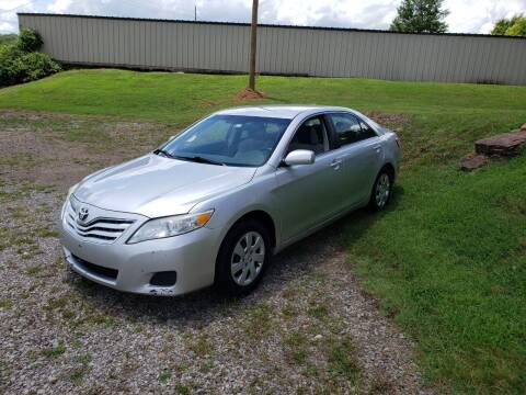 2010 Toyota Camry for sale at Greenwood Auto Sales in Greenwood AR