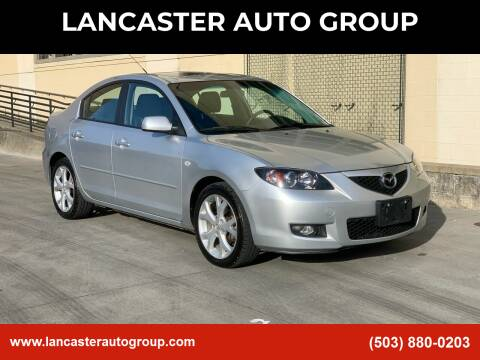 2008 Mazda MAZDA3 for sale at LANCASTER AUTO GROUP in Portland OR