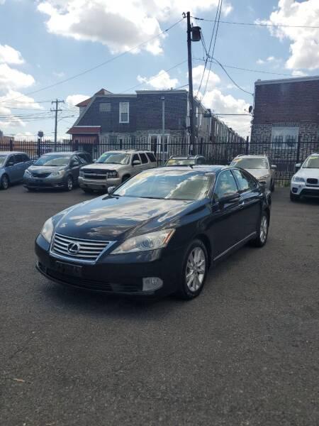 2012 Lexus ES 350 for sale at Key & V Auto Sales in Philadelphia PA