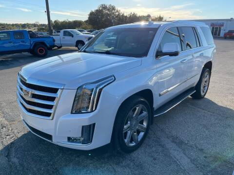 2016 Cadillac Escalade for sale at Greg's Auto Sales in Poplar Bluff MO