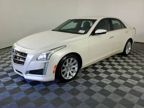 2014 Cadillac CTS for sale at SHAFER AUTO GROUP in Columbus OH