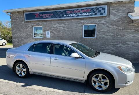 2010 Chevrolet Malibu for sale at Xcelerator Auto LLC in Indiana PA