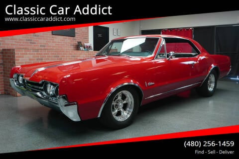 1967 Oldsmobile Cutlass for sale at Classic Car Addict in Mesa AZ