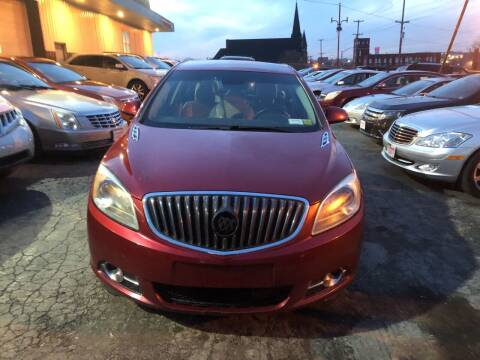 2013 Buick Verano for sale at Six Brothers Auto Sales in Youngstown OH
