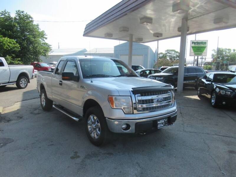 2013 Ford F-150 for sale at Perfection Auto Detailing & Wheels in Bloomington IL