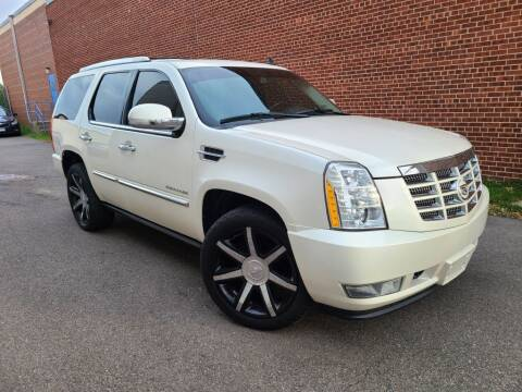 2010 Cadillac Escalade for sale at Minnesota Auto Sales in Golden Valley MN