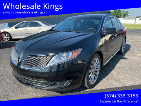 2014 Lincoln MKS for sale at Wholesale Kings in Elkhart IN