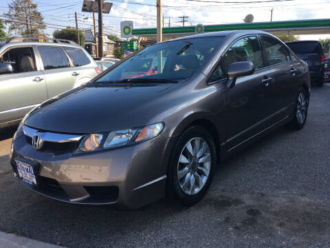 2010 Honda Civic for sale at Express Auto Mall in Totowa NJ