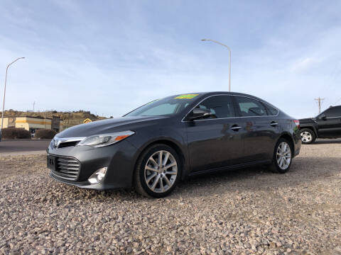 2015 Toyota Avalon for sale at 1st Quality Motors LLC in Gallup NM