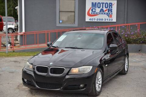 2009 BMW 3 Series for sale at Motor Car Concepts II - Apopka Location in Apopka FL