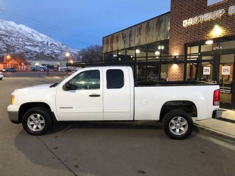 2013 GMC Sierra 1500 for sale at Dastrup Auto in Lindon UT