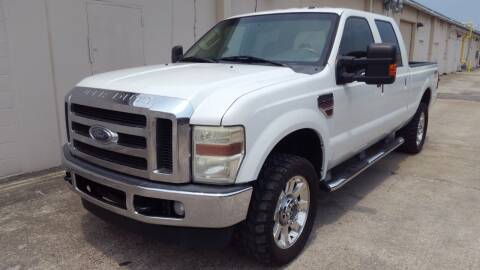 2010 Ford F-250 Super Duty for sale at T.S. IMPORTS INC in Houston TX