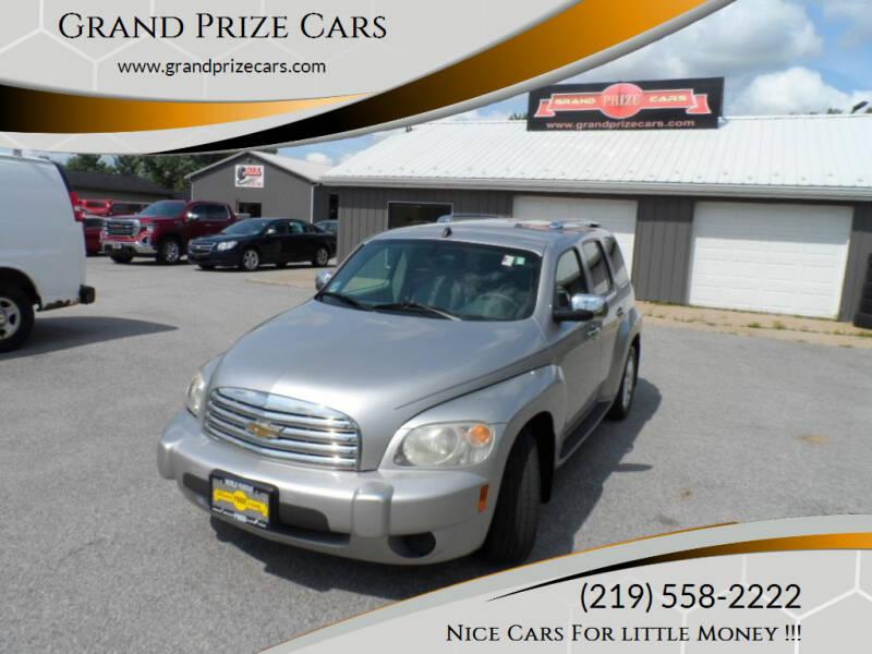 2007 Chevrolet HHR for sale at Grand Prize Cars in Cedar Lake IN