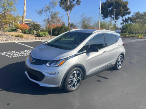 2020 Chevrolet Bolt EV for sale at CAS in San Diego CA