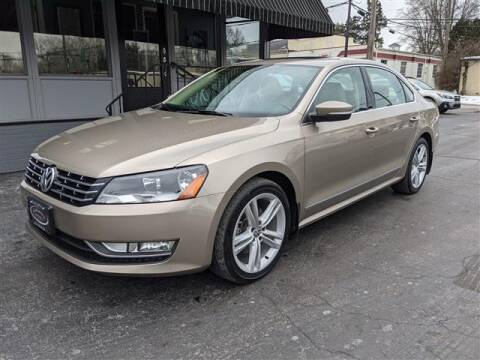 2015 Volkswagen Passat for sale at GAHANNA AUTO SALES in Gahanna OH