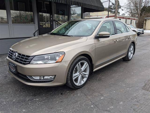 2015 Volkswagen Passat for sale at GAHANNA AUTO SALES in Gahanna OH