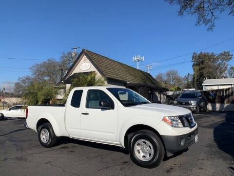 2016 Nissan Frontier for sale at Three Bridges Auto Sales in Fair Oaks CA