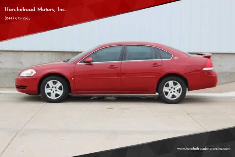 2008 Chevrolet Impala for sale at Harchelroad Motors, Inc. in Imperial NE