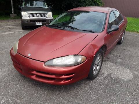 2003 Dodge Intrepid for sale at Riverview Auto's, LLC in Manchester OH