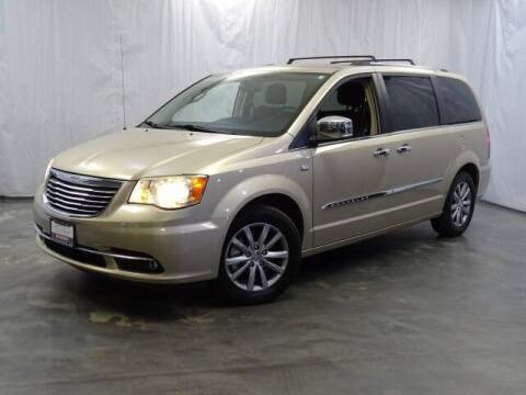 2014 Chrysler Town and Country for sale at United Auto Exchange in Addison IL