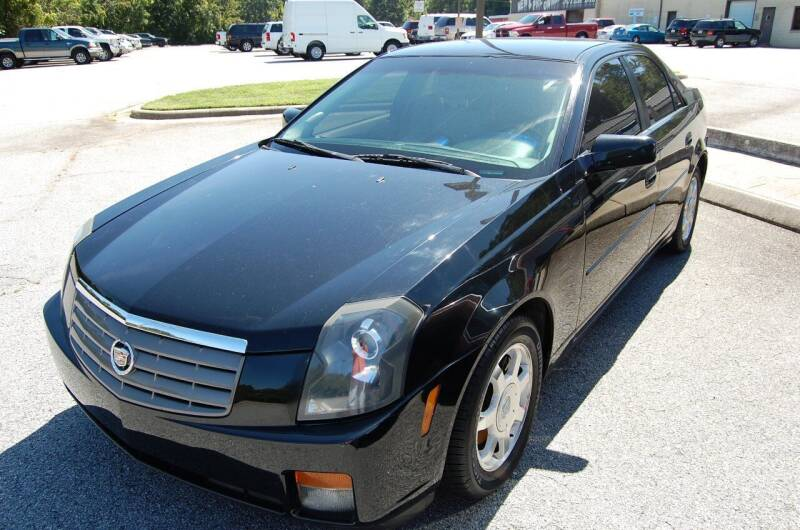 2004 Cadillac CTS for sale at Modern Motors - Thomasville INC in Thomasville NC
