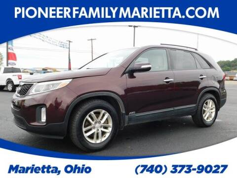 2015 Kia Sorento for sale at Pioneer Family preowned autos in Williamstown WV