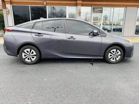 2018 Toyota Prius for sale at Cj king of car loans/JJ's Best Auto Sales in Troy MI