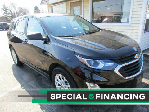 2020 Chevrolet Equinox for sale at U C AUTO in Urbana IL