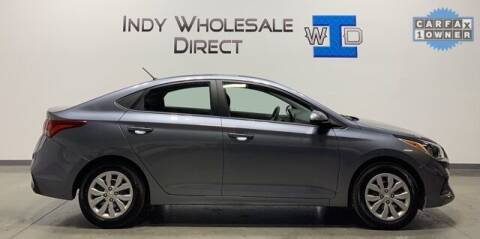 2020 Hyundai Accent for sale at Indy Wholesale Direct in Carmel IN