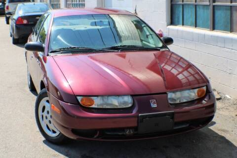 2002 Saturn S-Series for sale at JT AUTO in Parma OH