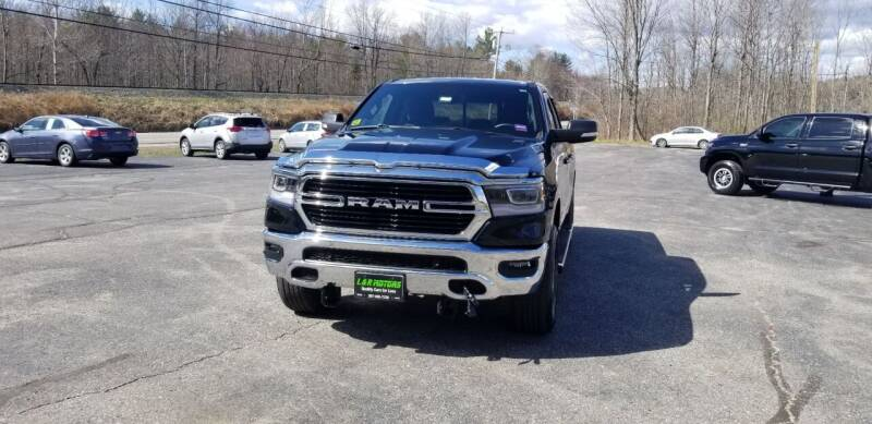 2019 RAM Ram Pickup 1500 for sale at L & R Motors in Greene ME