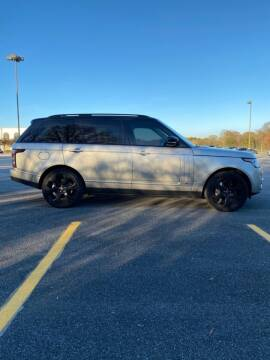 2017 Land Rover Range Rover for sale at Z Motors in Chattanooga TN