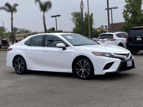 2019 Toyota Camry for sale at SoCal Auto Experts in Culver City CA