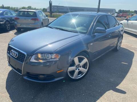 2008 Audi A4 for sale at East Windsor Auto in East Windsor CT