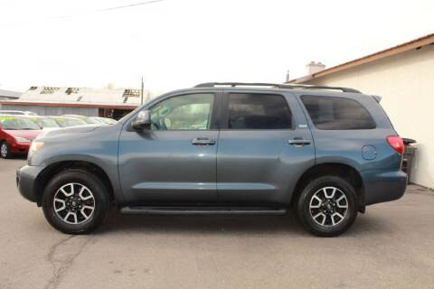 2008 Toyota Sequoia for sale at Epic Auto in Idaho Falls ID