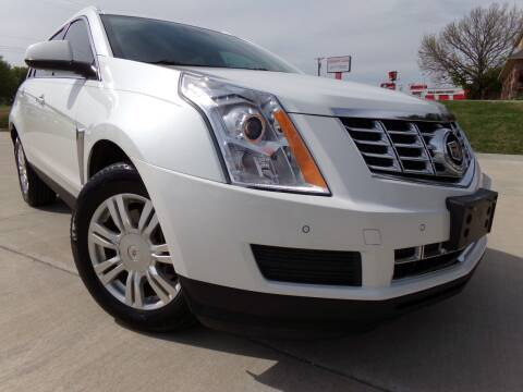 2014 Cadillac SRX for sale at Calvary Motors, Inc. in Bixby OK