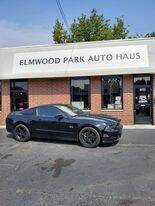 2013 Ford Mustang for sale at Elmwood Park Auto Haus in Elmwood Park IL