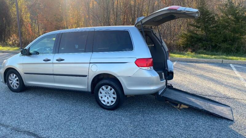 2009 Honda Odyssey for sale at Mobility Solutions in Newburgh NY