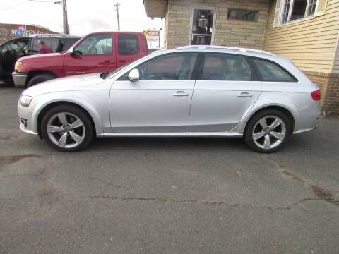 2013 Audi Allroad for sale at Nutmeg Auto Wholesalers Inc in East Hartford CT