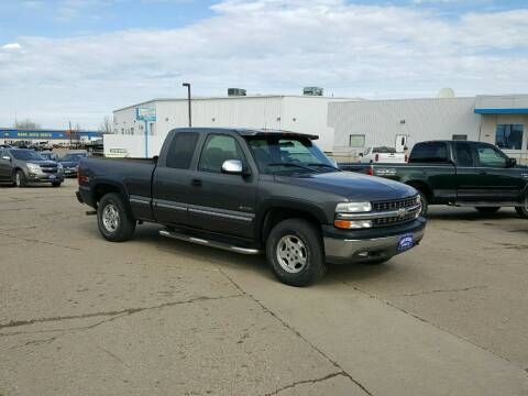 1999 Chevrolet Silverado 1500 for sale at Select Auto Sales in Devils Lake ND