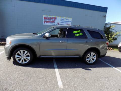 2012 Dodge Durango for sale at Pro-Motion Motor Co in Lincolnton NC