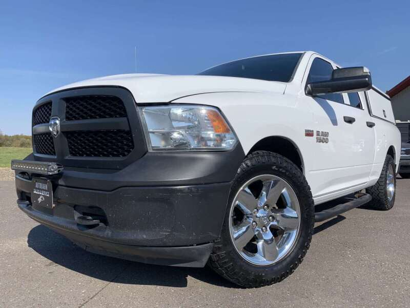 2014 RAM Ram Pickup 1500 for sale at Autobahn Sales And Service LLC in Hermantown MN