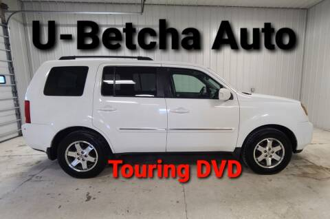2009 Honda Pilot for sale at Ubetcha Auto in St. Paul NE